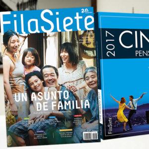 FilaSiete - Cine Pensado