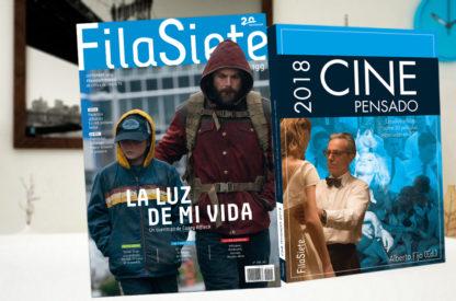 Fila Siete - Cine Pensado 2018