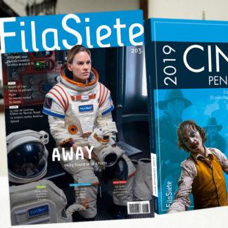 Fila Siete - Cine Pensado 2019