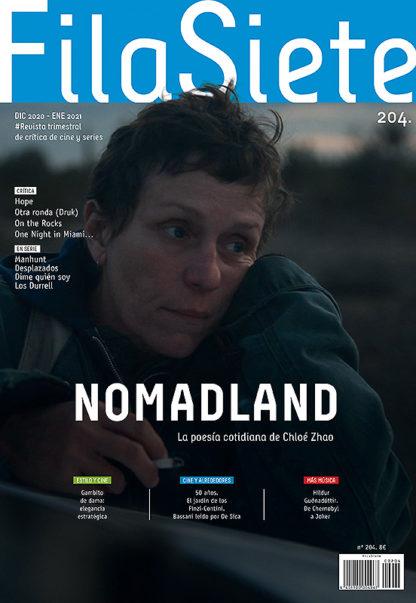 FilaSiete nº 204 (diciembre 2020 - enero 2021)