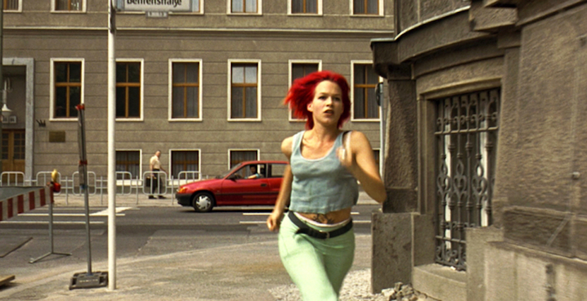 Corre Lola, corre (1998), de Tom Tykwer