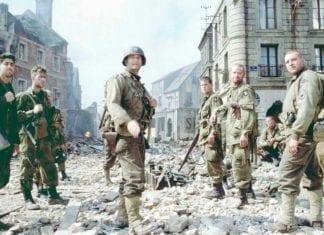 Salvar al soldado Ryan (1998), de Steven Spielberg