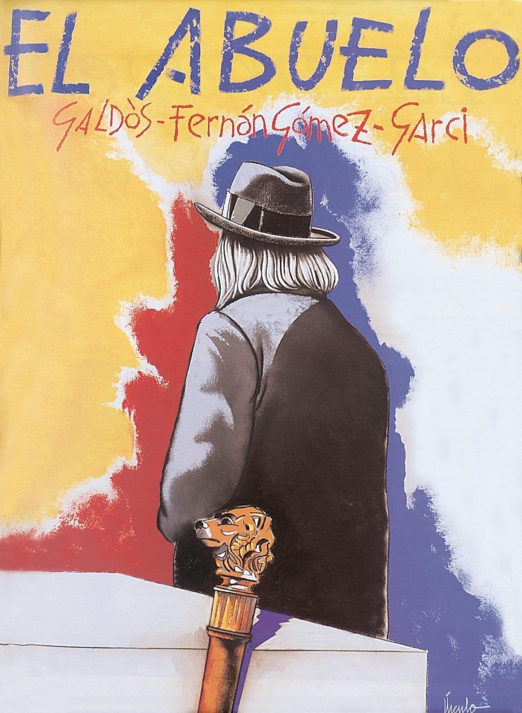El abuelo, de José Luis Garci