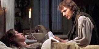 Liam Nesson en Loss Miserables (1998), de Bille August