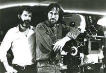 George Lucas y Steven Spielberg