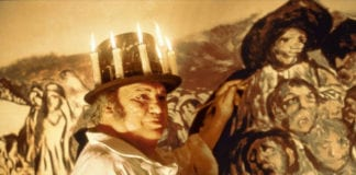 Goya en Burdeos, de Carlos Saura