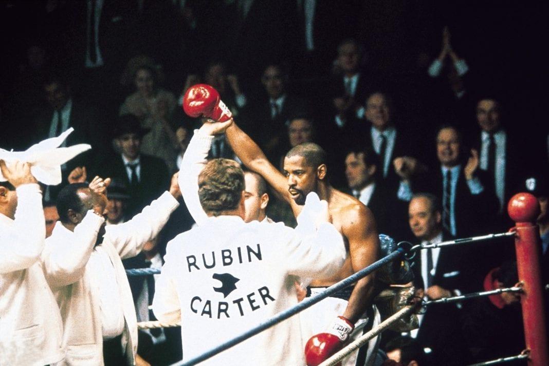 Huracán Carter, de Norman Jewison