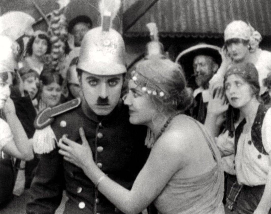 Carmen (1915) de Charles Chaplin
