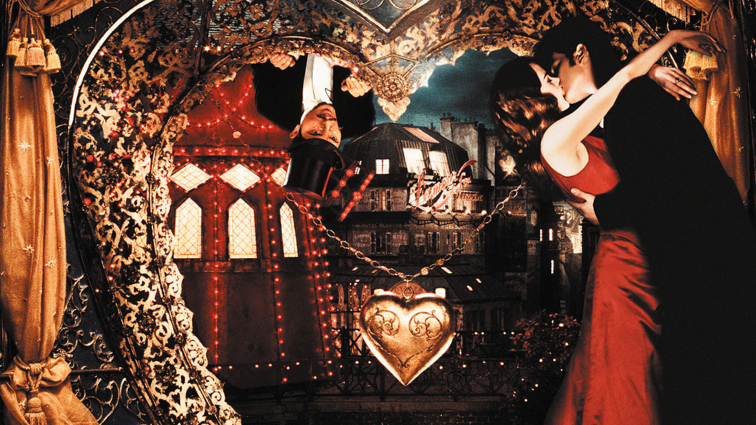 Moulin Rouge, de Baz Luhrmann