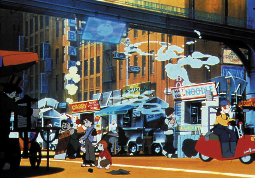 Metrópolis (Rin Taro, 2001)