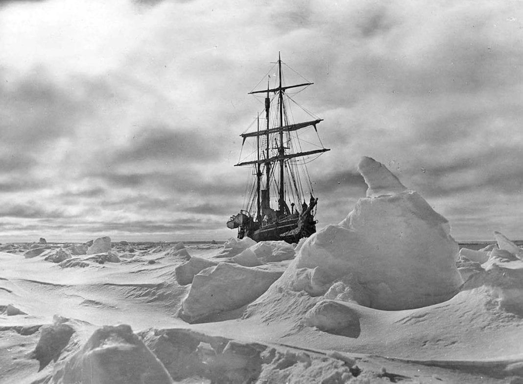 Atrapados en el hielo, de George Butler
