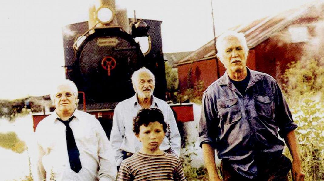 El último tren, de Diego Arsuaga