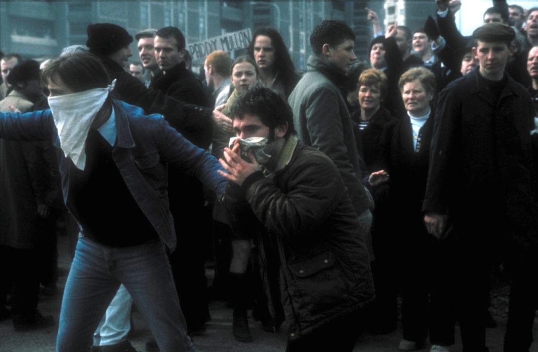 Bloody Sunday, de Paul Greengass