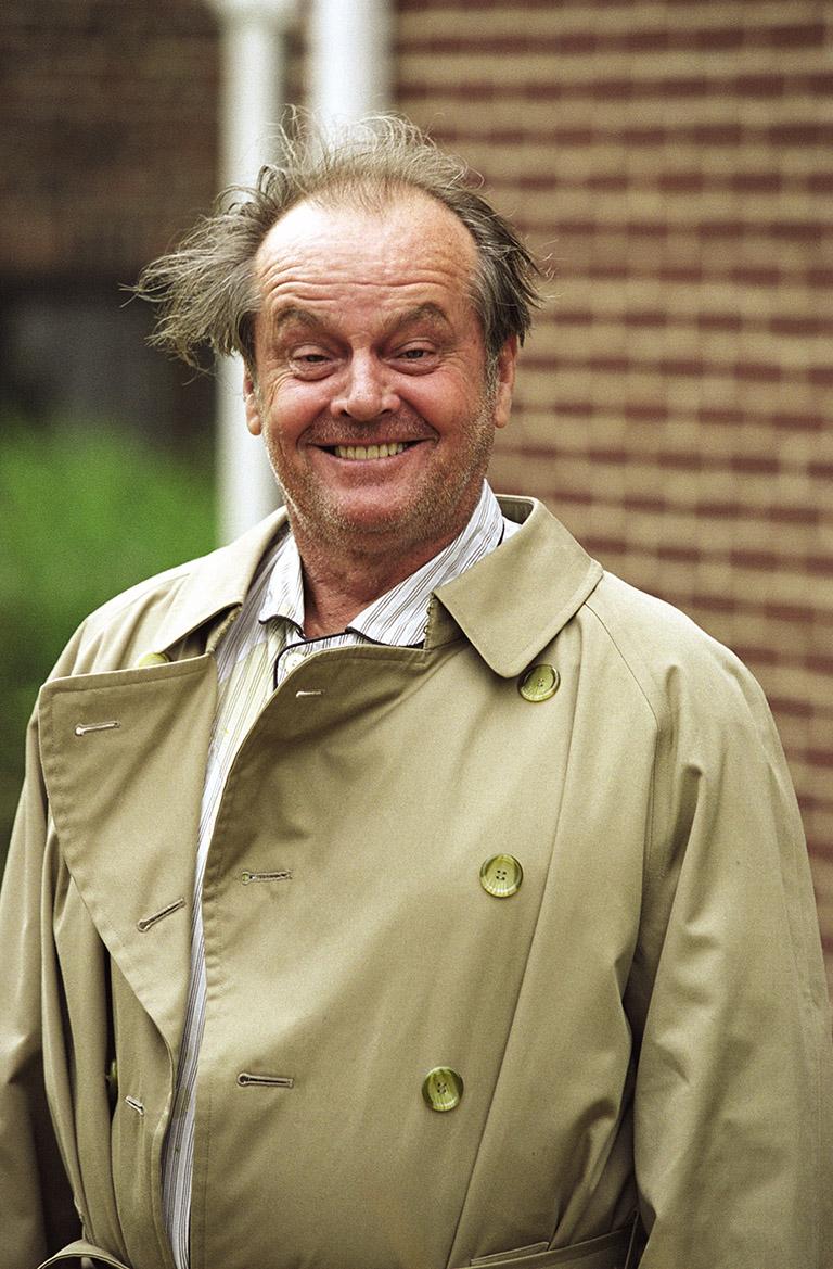 Jack Nicholson en About Schmidt