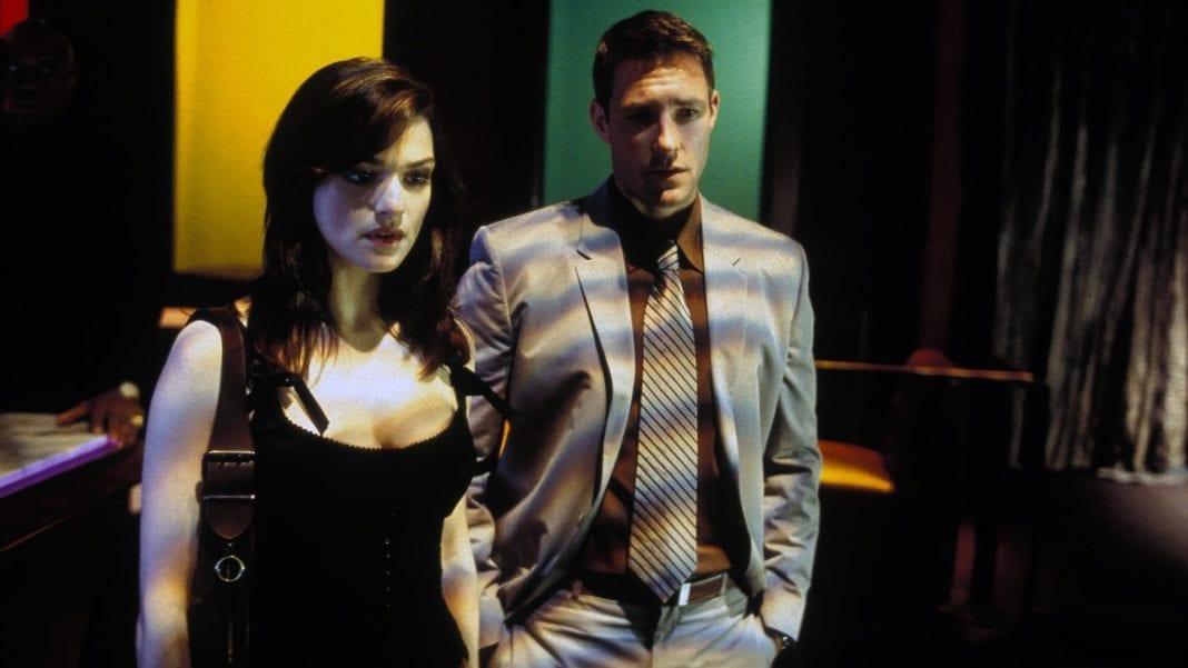 Fotograma de la película Confidence