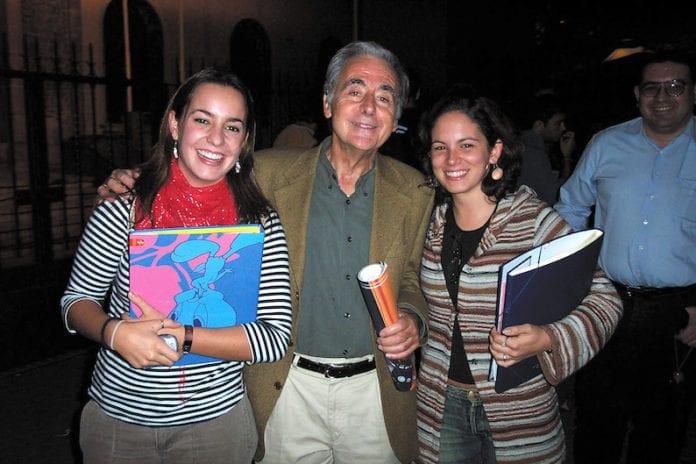 José Luis Ruiz, director del Festival de Cine de Sevilla
