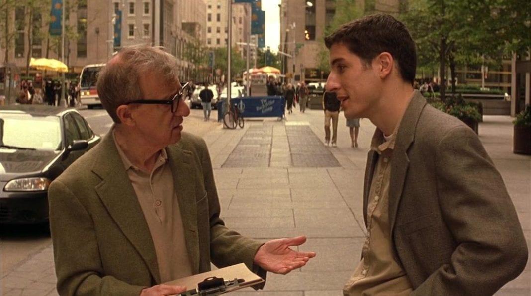 Todo lo demás (2003), de Woody Allen