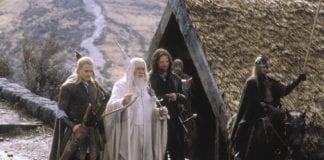 El Señor de los Anillos. El retorno del rey