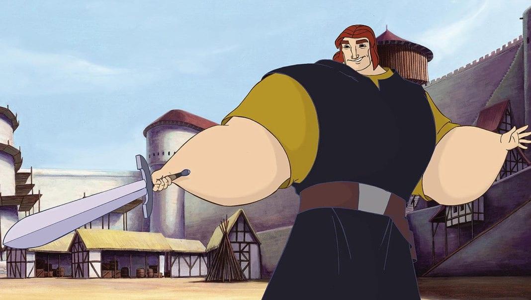 El Cid. La leyenda, de José Pozo
