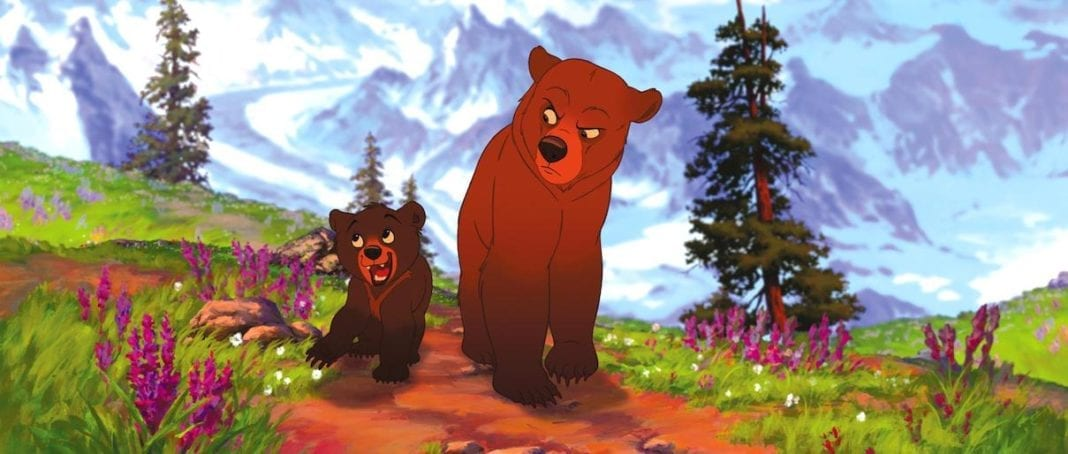 Hermano oso, de Aaron Blaise, Bob Walker