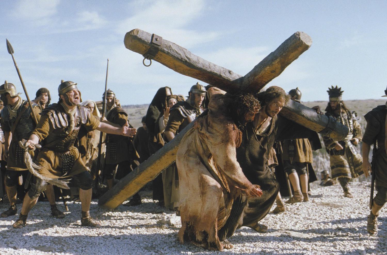 La Pasión de Cristo, de Mel Gibson