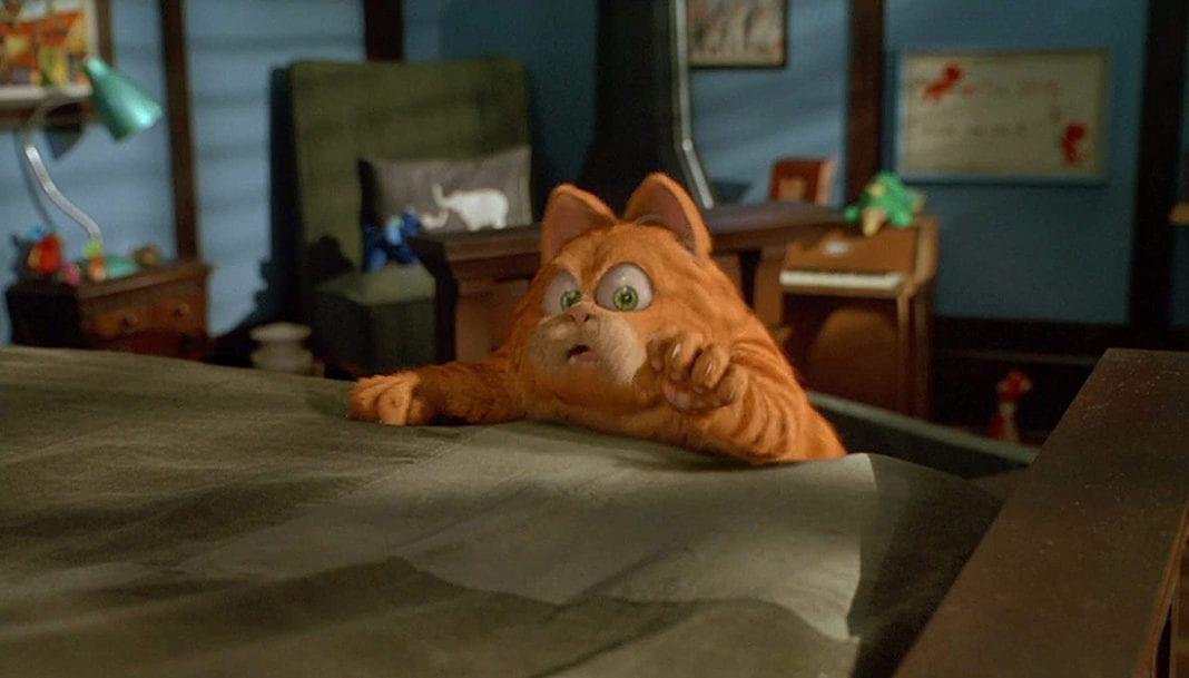 Garfield: La película (2004)