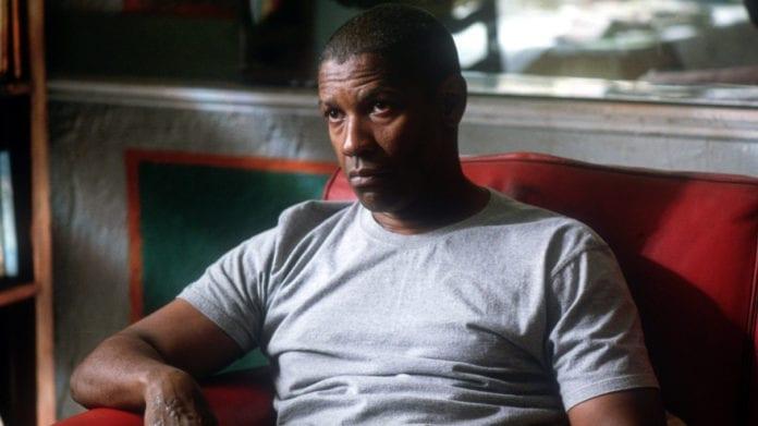 Denzel Washington en El fuego de la venganza, de Tony Scott
