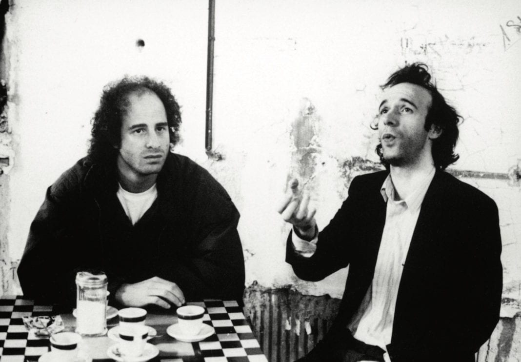 Coffee and cigarettes (Jim Jarmusch, 2004)