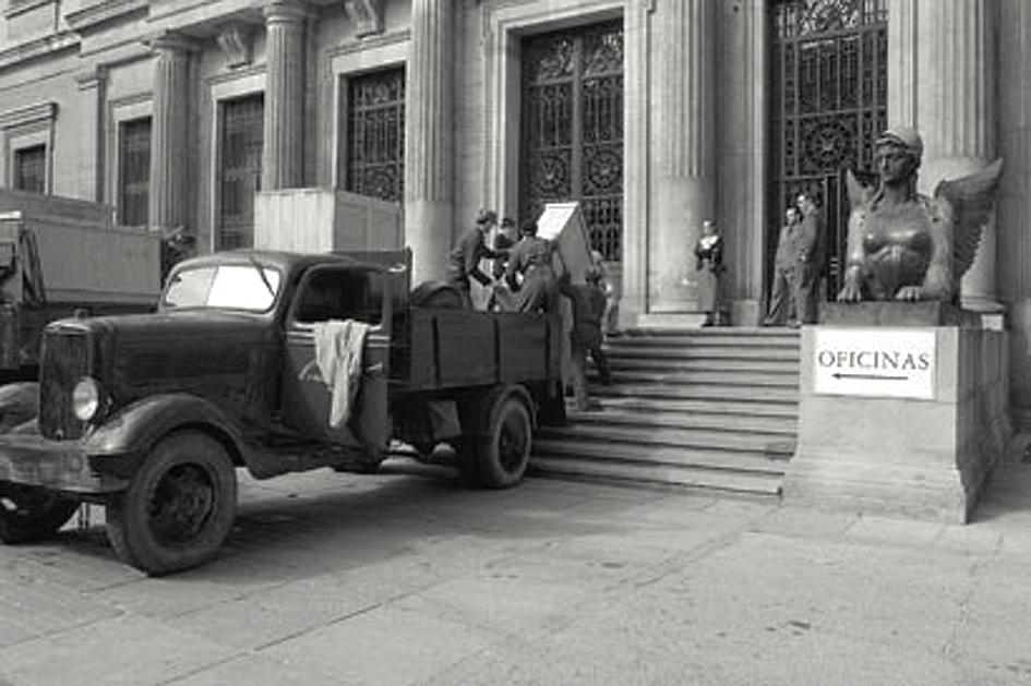 Las cajas españolas (Alberto Porlán, 2004)