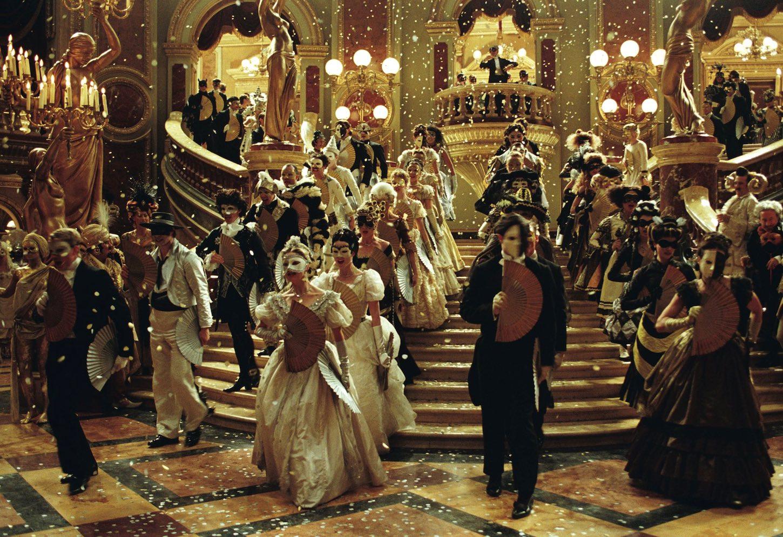 El fantasma de la ópera (Joel Schumacher, 2005)