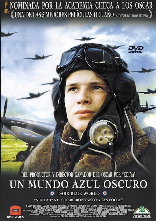 DVD Un mundo azul oscuro