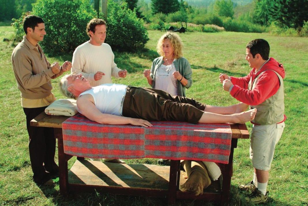 Padre e hijos (Michel Boujenah, 2003)