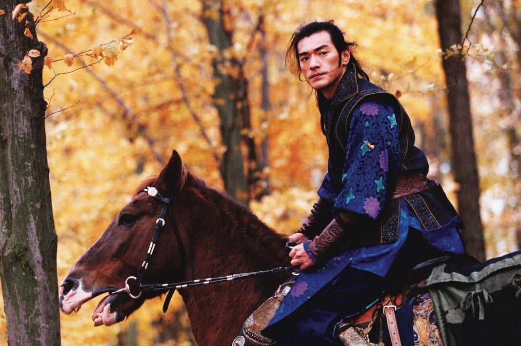 La casa de las dagas voladoras (Zhang Yimou)