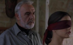Sean Connery en La trampa (1999)