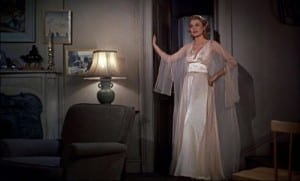 Grace Kelly en La ventana indiscreta