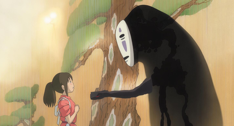 El viaje de Chihiro, de Hayao Miyazaki