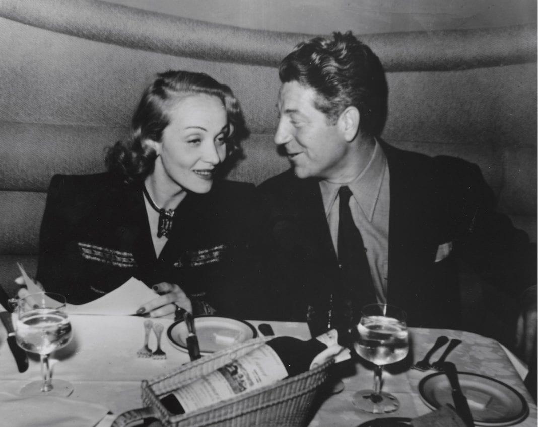 Marlene Dietrich: Su propia canción