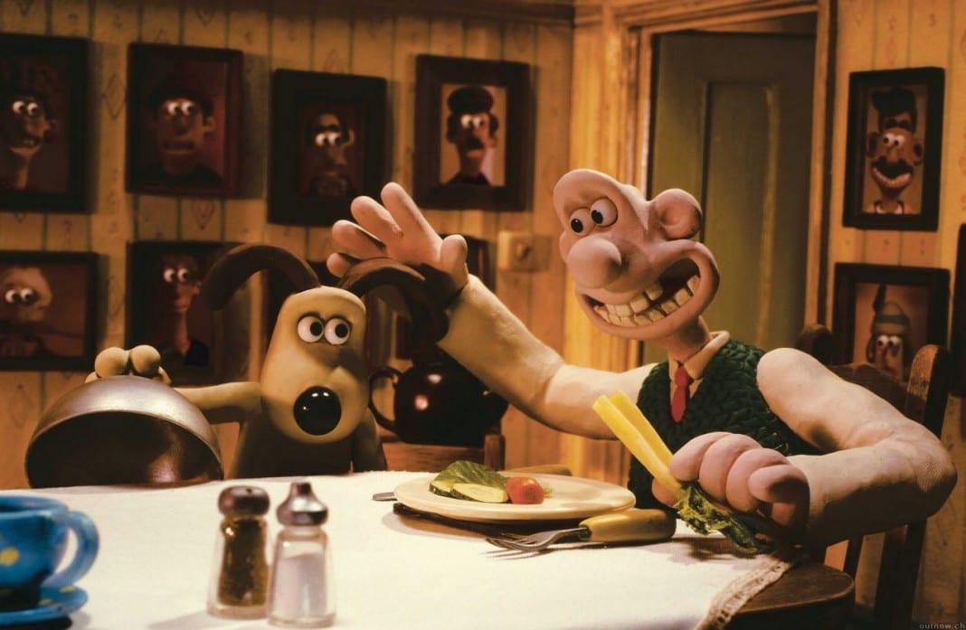 Wallace & Gromit. La maldición de las verduras (2005)