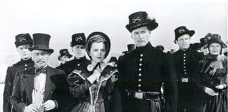 Camino de Santa Fe, de Michael Curtiz