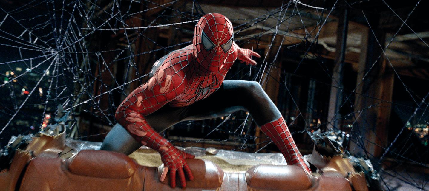 Spiderman 3 (2007)