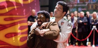 Cinturón rojo (2008)