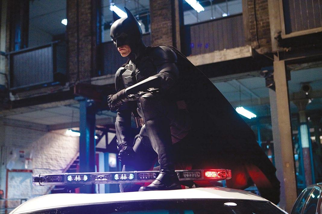 El caballero oscuro (2008), de Christopher Nolan