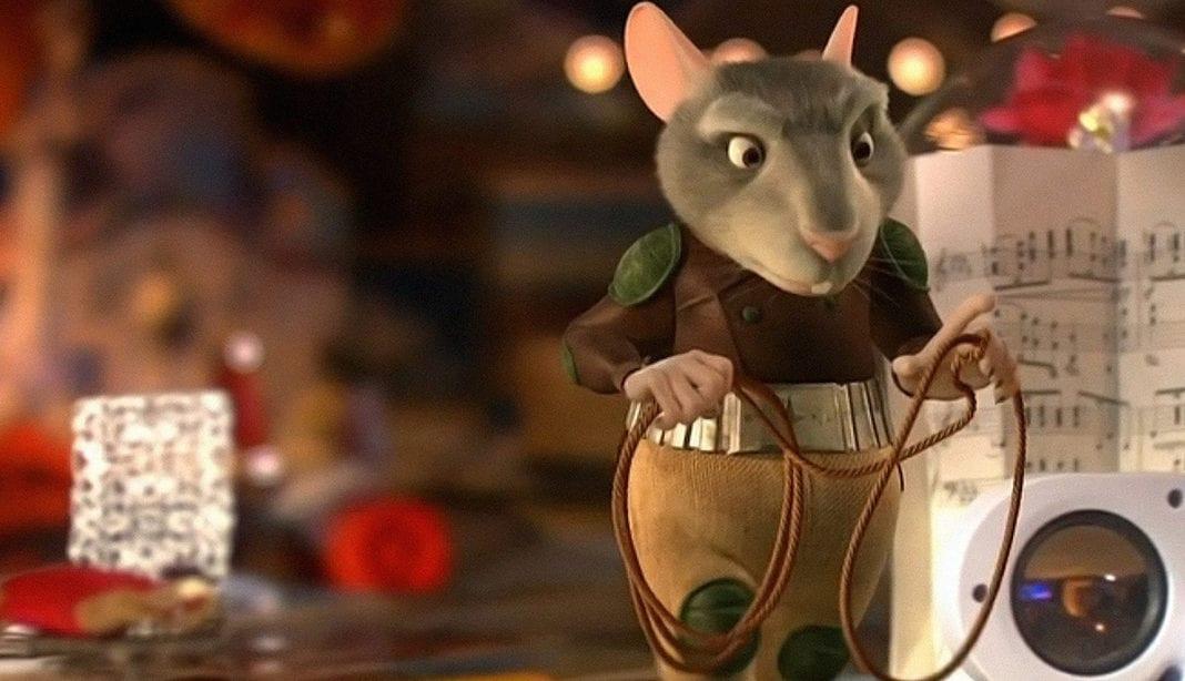 Pérez, el ratoncito de tus sueños 2 (2008)