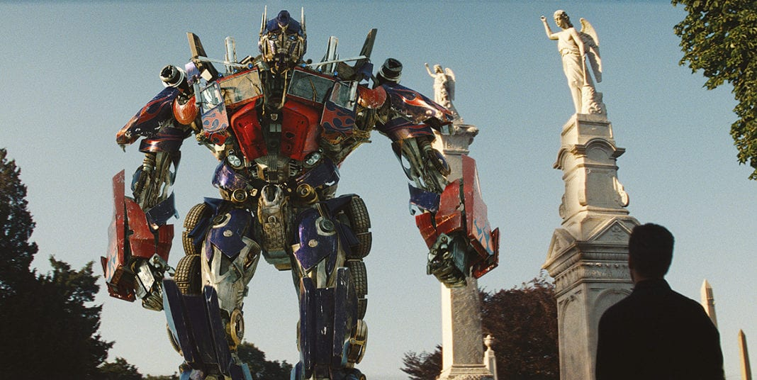 Transformers: La venganza de los caídos (2009)