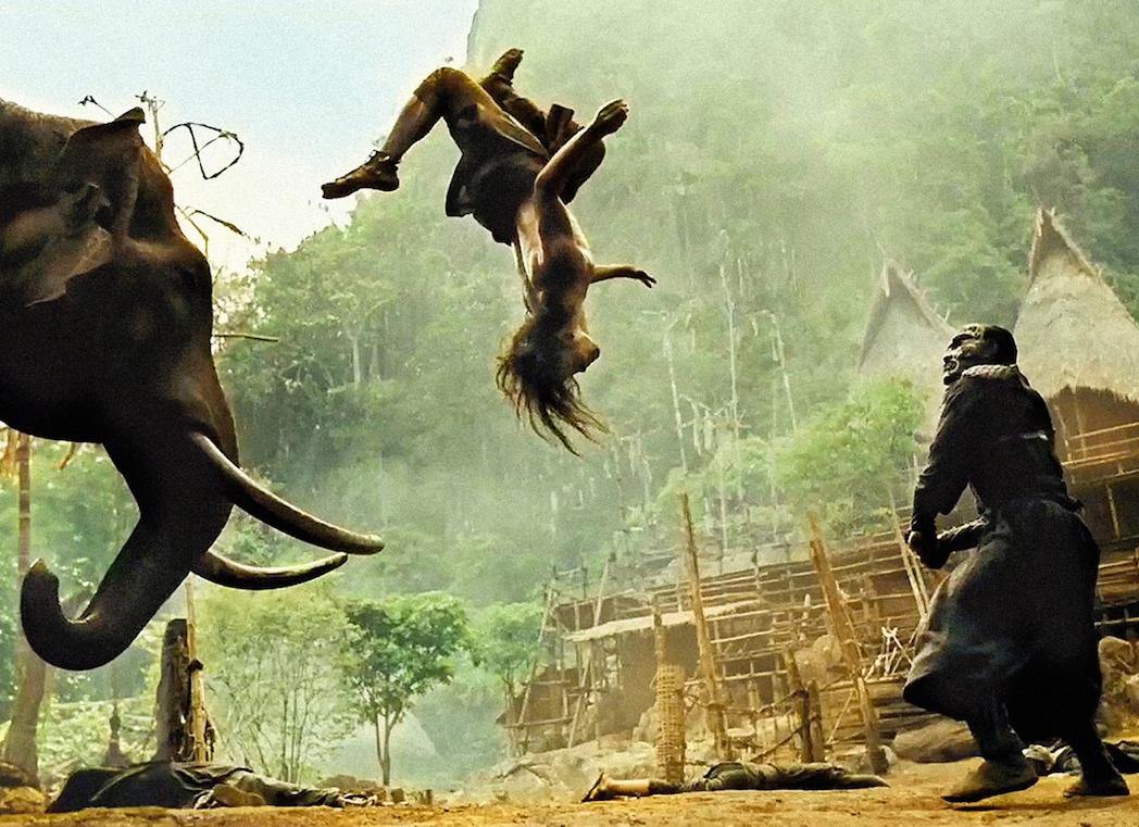 Ong-bak 2: La leyenda del rey elefante