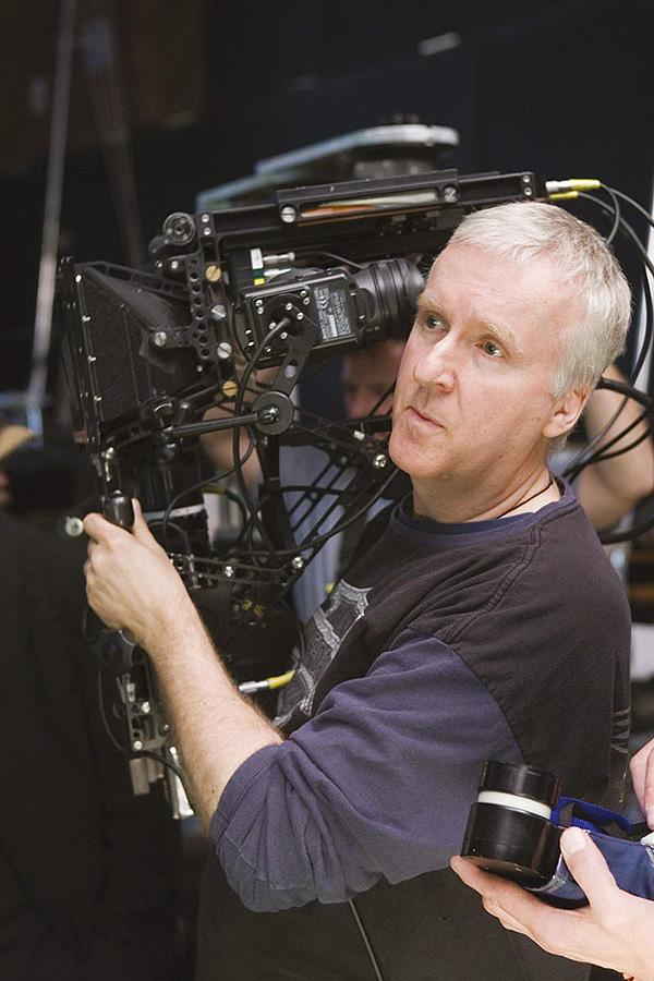 James Cameron, director de Avatar