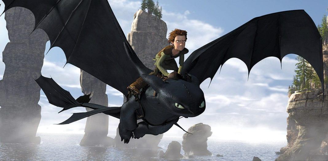 Cómo entrenar a tu dragón (2010)