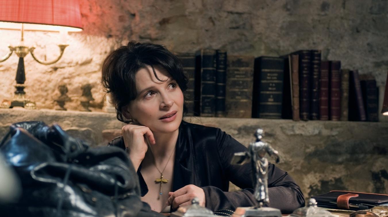 Juliette Binoche en Copia Certificada (Abbas Kiarostami, 2010)