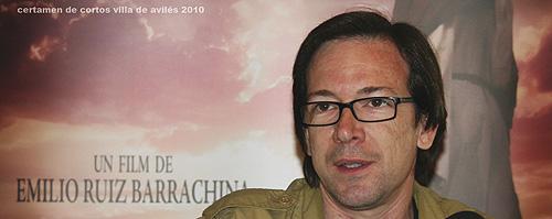 Emilio Ruiz Barrachina, director y guionista de Morente