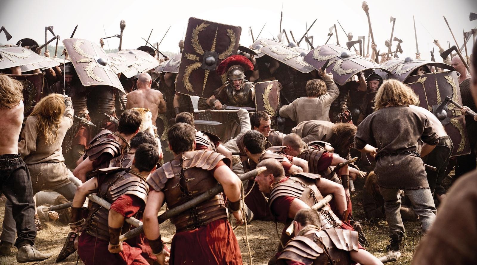 La legión del águila (Kevin Macdonald, 2011)